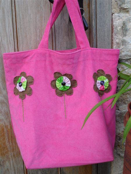 Amber's bag