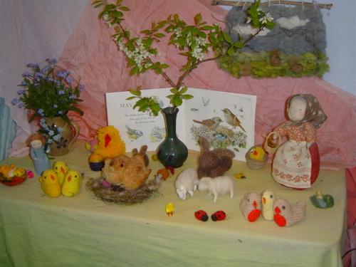 May table