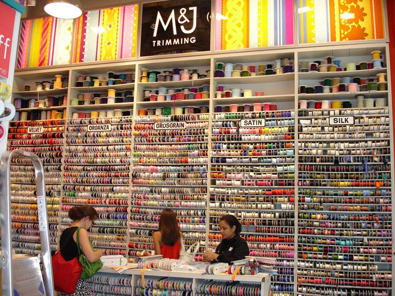 Paese che vai ... negozio che trovi!: New York: M&J